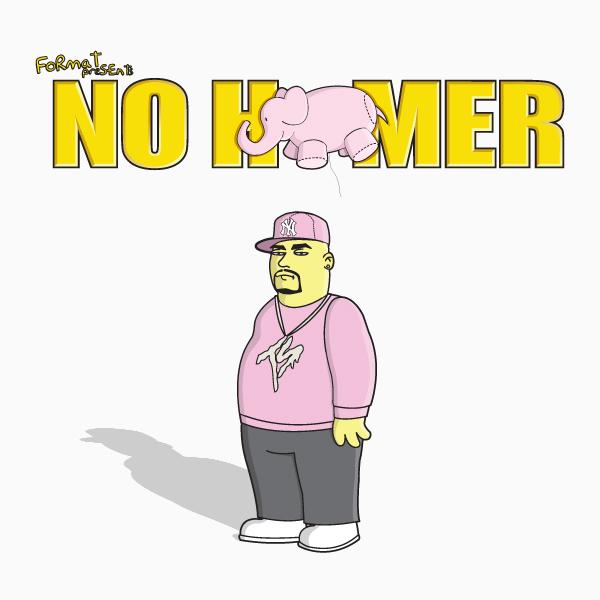 10 Iconos del Rap al Estilo Simpson